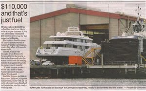 Davids Yacht Job