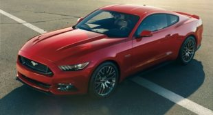 Mustang 2015 official video