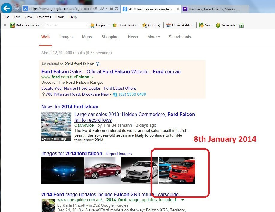 Still No 1 on google images as at 8th January 2014
