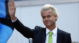 Geert Wilders in Florida last weekend: Stop all Muslim immigration to the West!