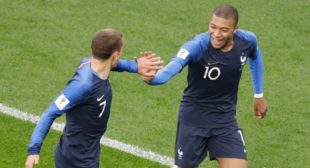 … and here's why France will win the World Cup instead