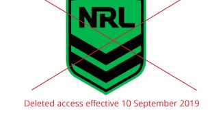 I have stopped watching NRL