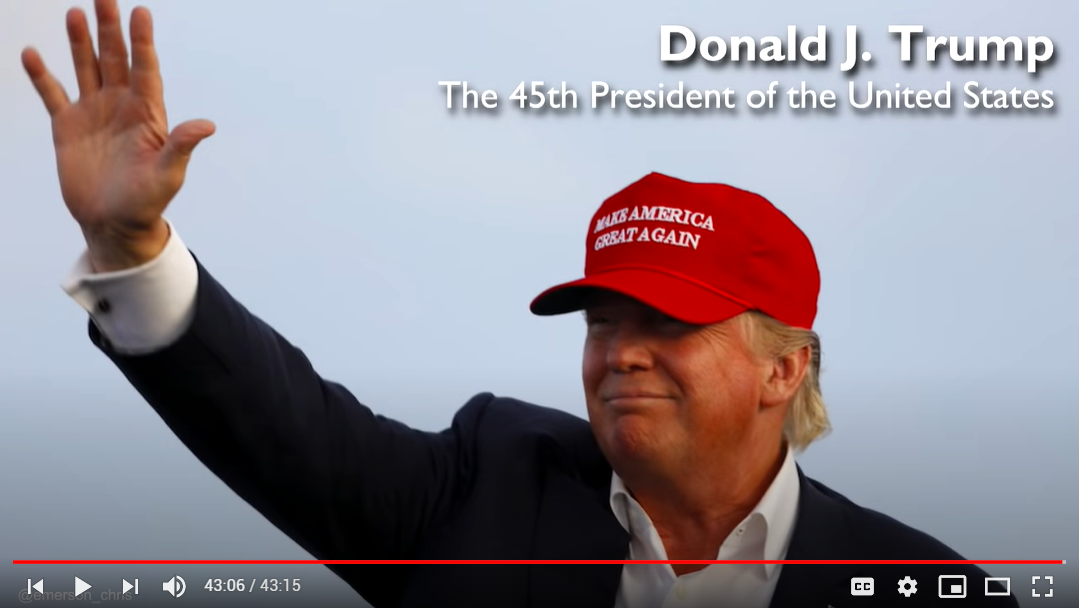 Donald J. Trump: The Long Road to the White House (1980 – 2017)
