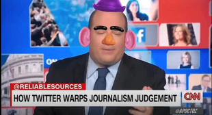 A Day in the Life of Mr Potato Head – Brian Stelter