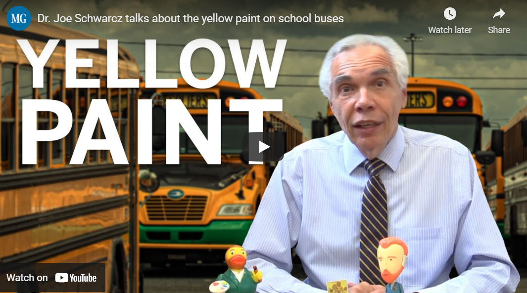 Why Are School Buses Yellow in the USA?